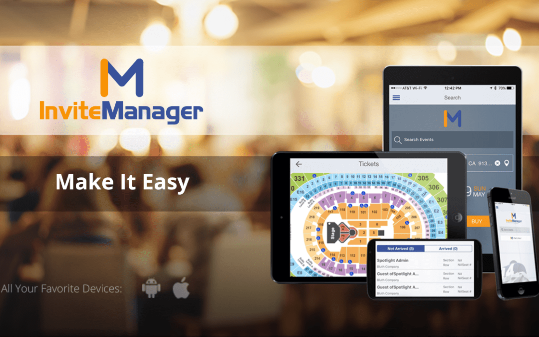 TicketManager Sponsors Dreamforce and Makes Customer Entertainment Easy for Salesforce Customers